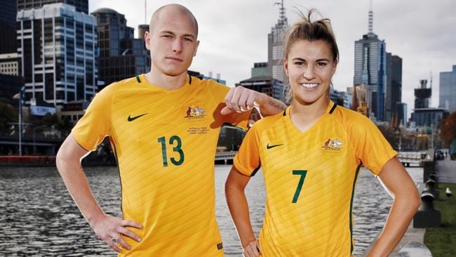 93450f00630 Socceroos World Cup kit release date  When you can really expect new ...