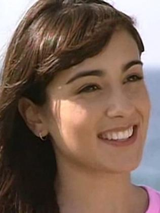 Laura Vasquez during her first stint on Home and Away.