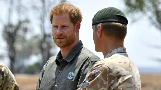 Prince Harry announced as 'guest editor' of National Geographic's Instagram account