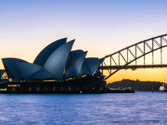 Sydney has some of the world's highest incomes, but also some of the highest rent. Picture: iStock