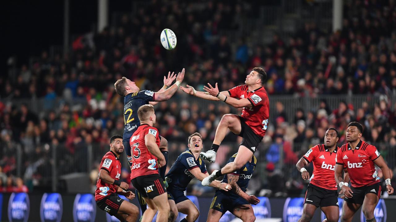 Super Rugby: Highlanders, Crusaders cancelled after ...