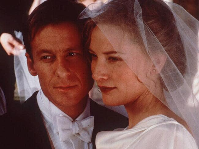Cate Blanchett and Richard Roxburgh starred together in the 1997 Australian film,  <i>Thank God He Met Lizzie</i>. Picture: Supplied
