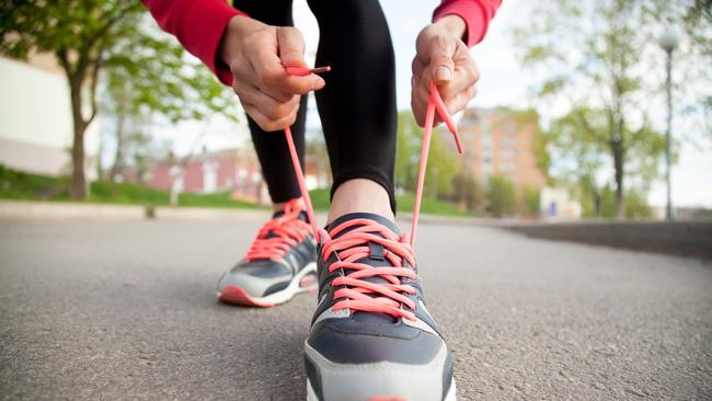 You can get fit without financial pain by simply walking or running outside.