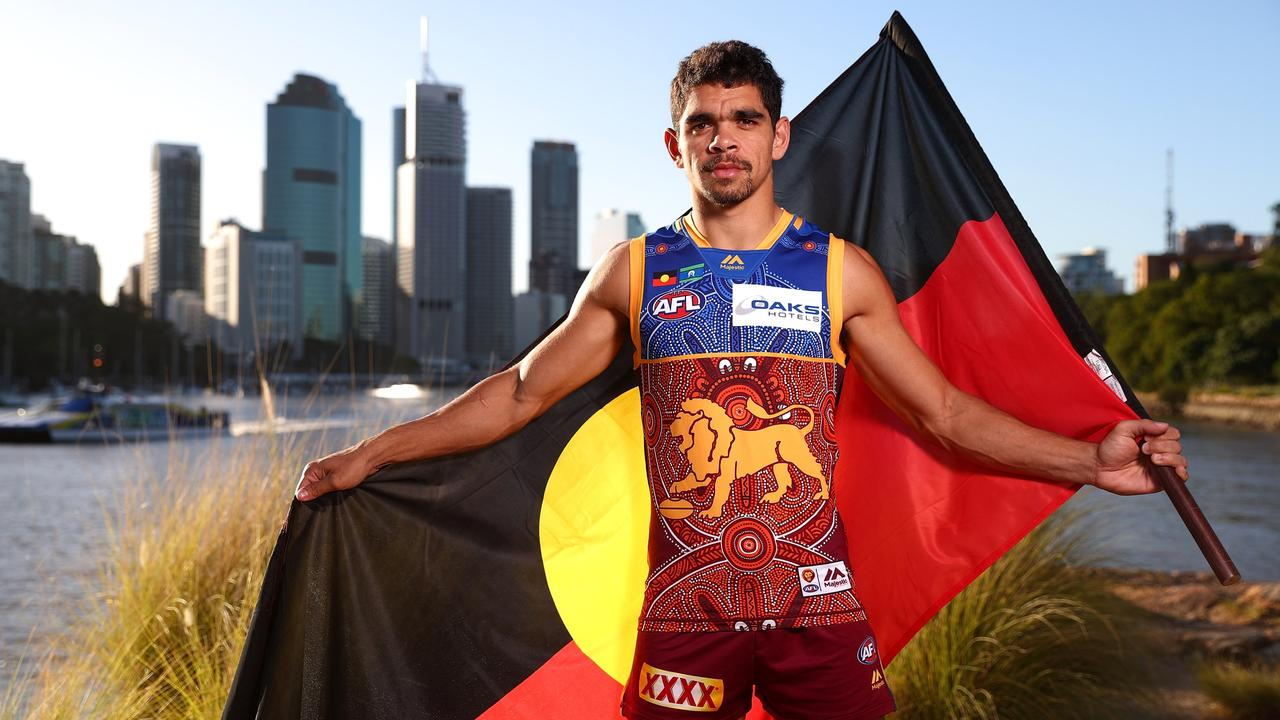 Brisbane Lions player Charlie Cameron is hoping for an elite 2019 campaign.