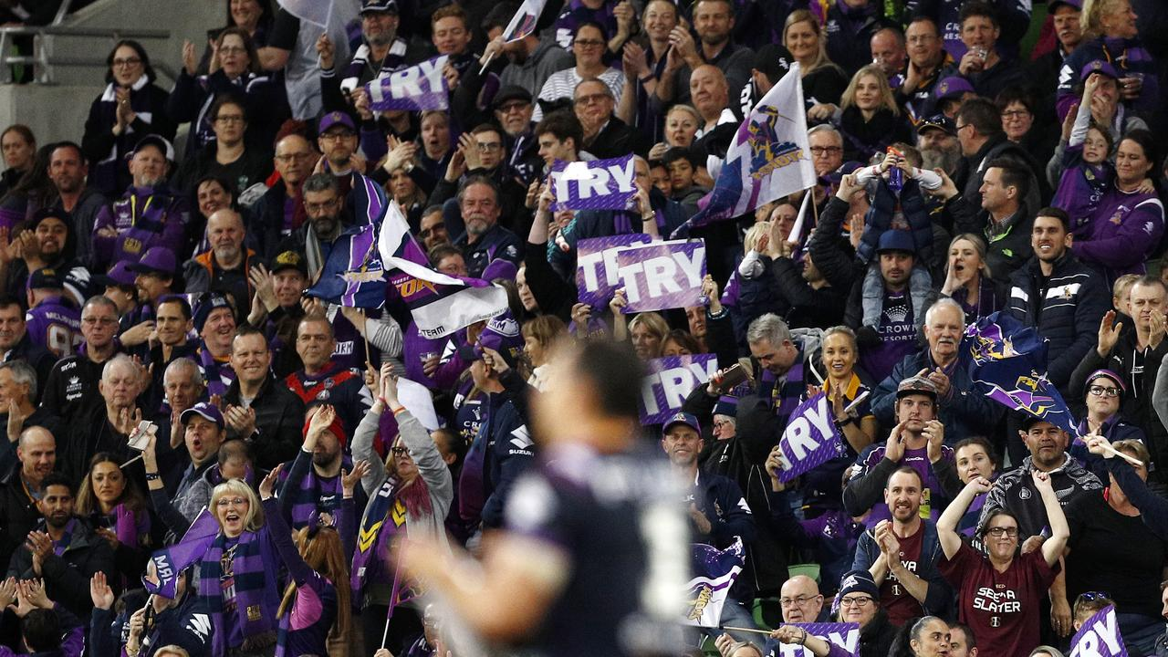 According to research, Storm are flying the flag when it comes to fans' emotional connection.