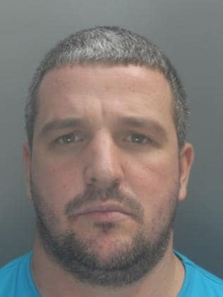 Lee Dickson ... Picture: Police