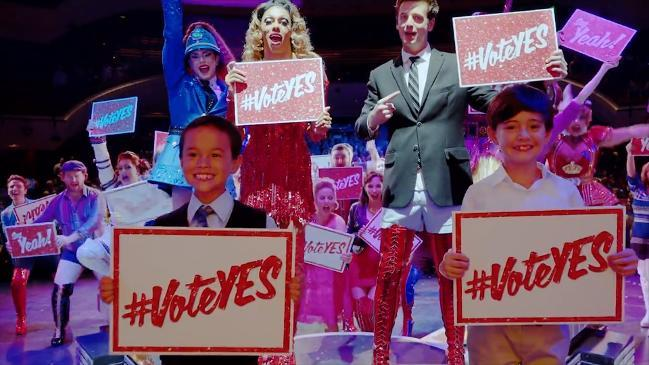 Kinky Boots says 'yes' to marriage equality