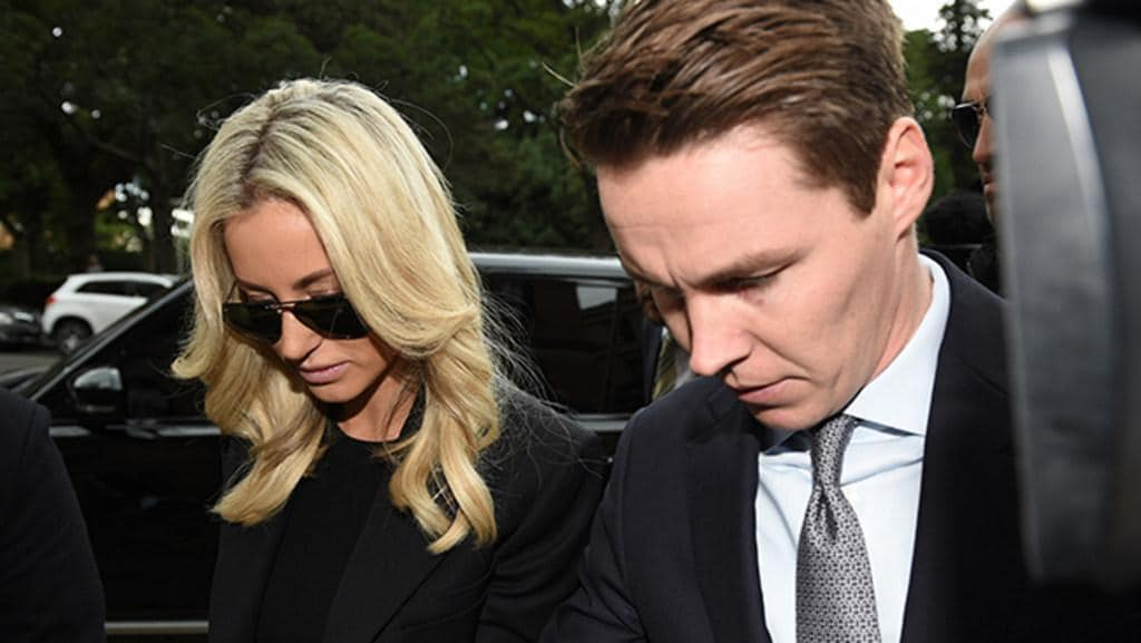 Oliver Curtis jailed, Roxy Jacenko in tears