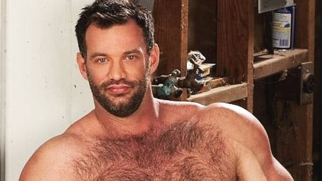 Aussie Teacher In The Uk, Scott Sherwood, Outed As Porn Star Aaron Cage-6247
