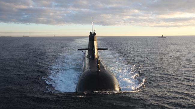 Submarines are among the most complex pieces of military hardware to be made and tested.
