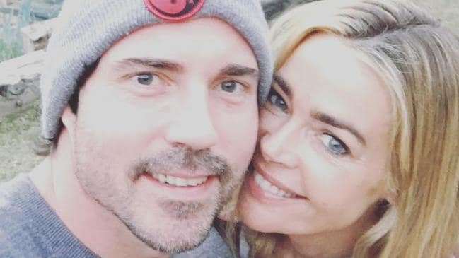 Denise Richards reveals secret to happy marriage with Aaron Phypers – NEWS.com.au