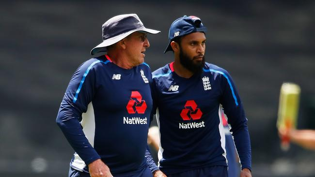 Trevor Bayliss says a Test recall for Adil Rashid is a possibility.