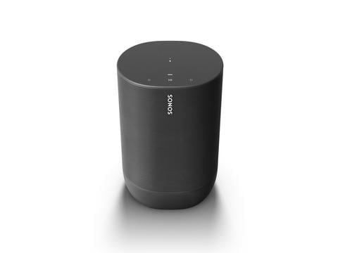 The Move is the first speaker from Sonos designed for use outdoors.