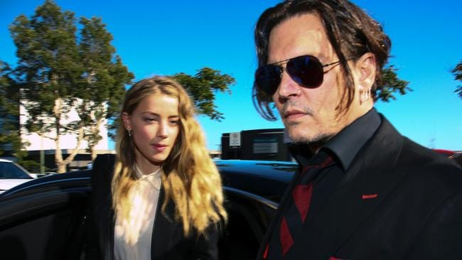 Johnny Depp and Amber Heard are calling it quits.