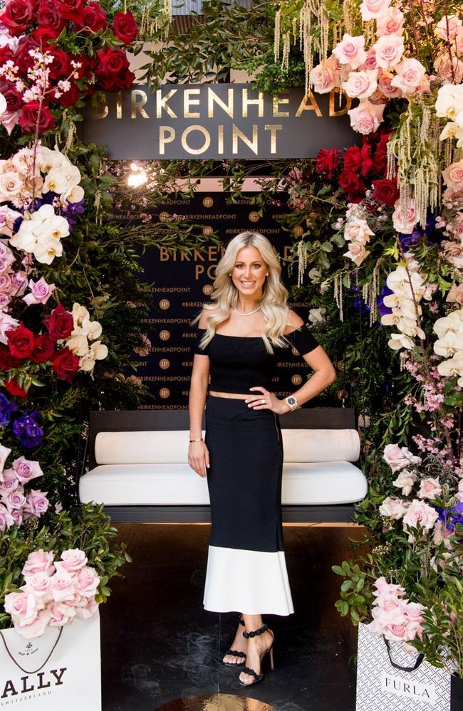 Alongside running three business, and a mother-of-two, Roxy Jacenko is the digital fashion ambassador for Birkenhead Point's new high-end outlet precinct that opened earlier this week in Sydney.