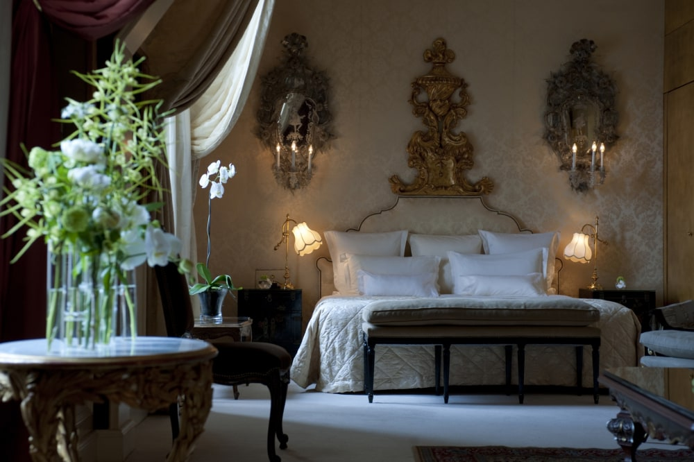 The Coco Chanel suite at the Ritz Paris. Image credit: Supplied