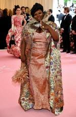 Bevy Smith attends The 2019 Met Gala Celebrating Camp: Notes on Fashion at Metropolitan Museum of Art on May 06, 2019 in New York City. (Photo by Dimitrios Kambouris/Getty Images for The Met Museum/Vogue)