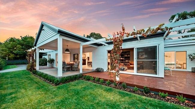 53 Howey St, Gisborne in the Macedon Ranges Shire fetched $1.31 million in August. The property's previous sale was worth $490,000 in 2014.