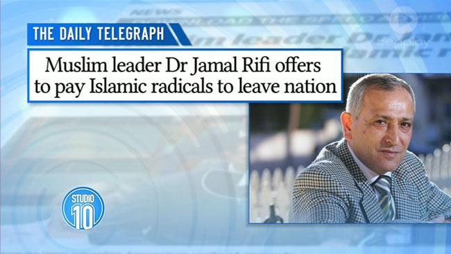 Muslim leader will 'pay' radicals to leave