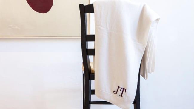 PHILÉ Home Cashmere Blanket ($350 at PHILÉ)