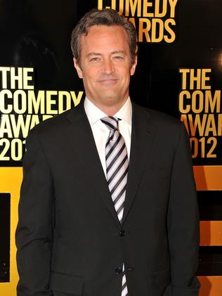 Actor Matthew Perry has the most expensive condo on the market in LA. Picture: Theo Wargo/Getty Images
