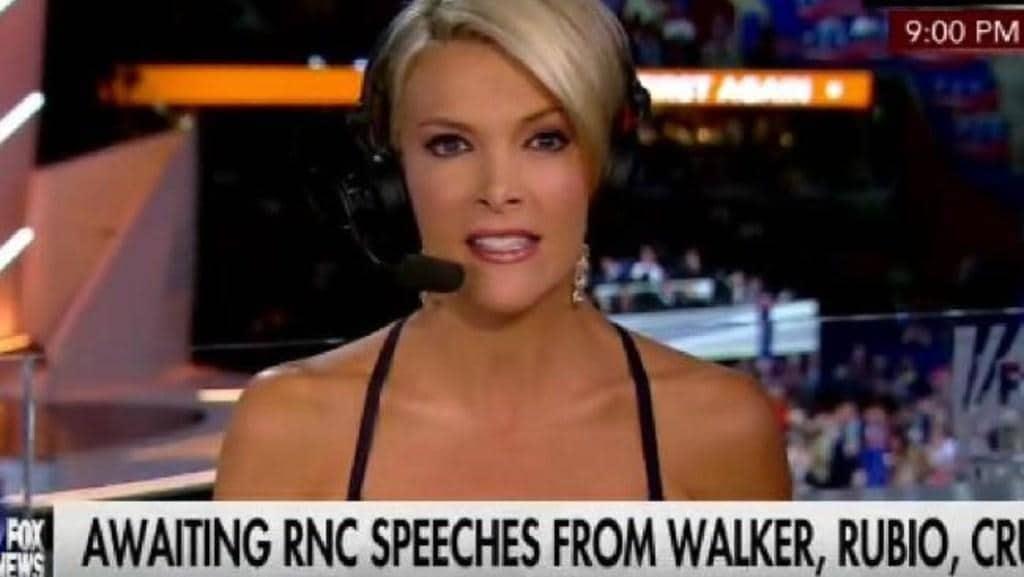 FOX News anchor Megyn Kelly