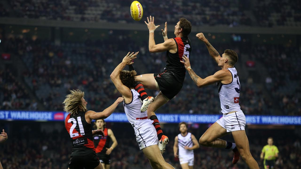 How many games will Joe Daniher play in 2020?
