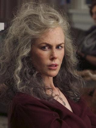 Kidman also won for her role in TV drama Top of The Lake. Picture: Foxtel