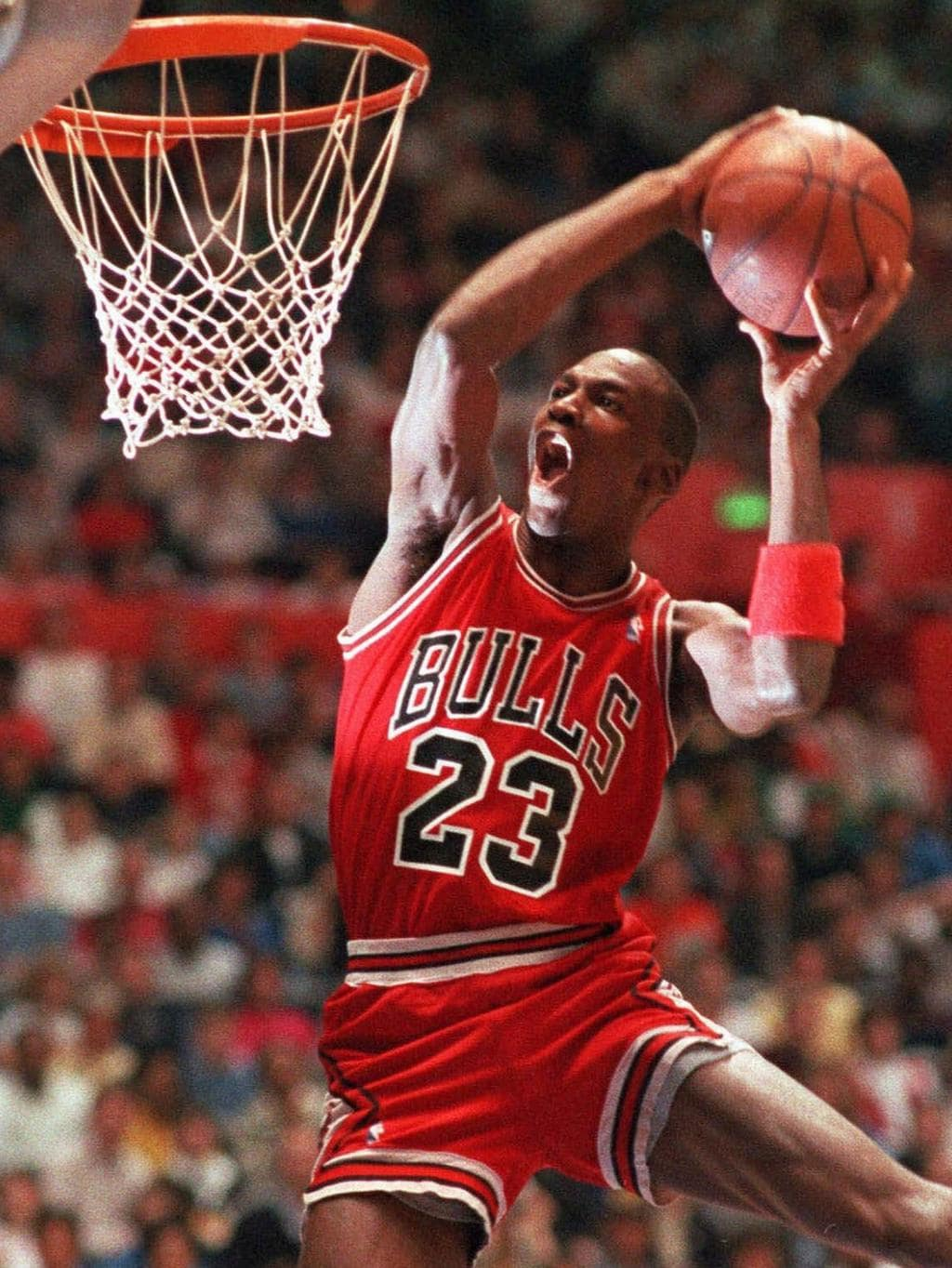 a1031c8e46d NBA legend Michael Jordan is synonymous with the number 23.