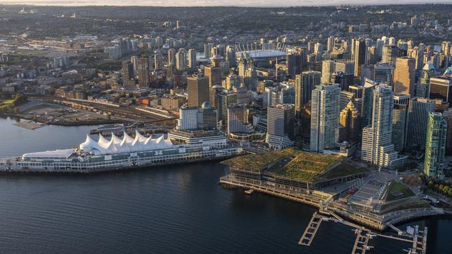 Vancouver leapfrogged Sydney to become second least affordable.