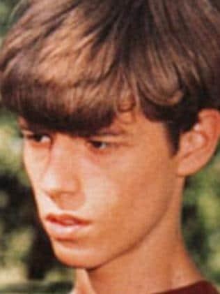 A young Matt Doran.