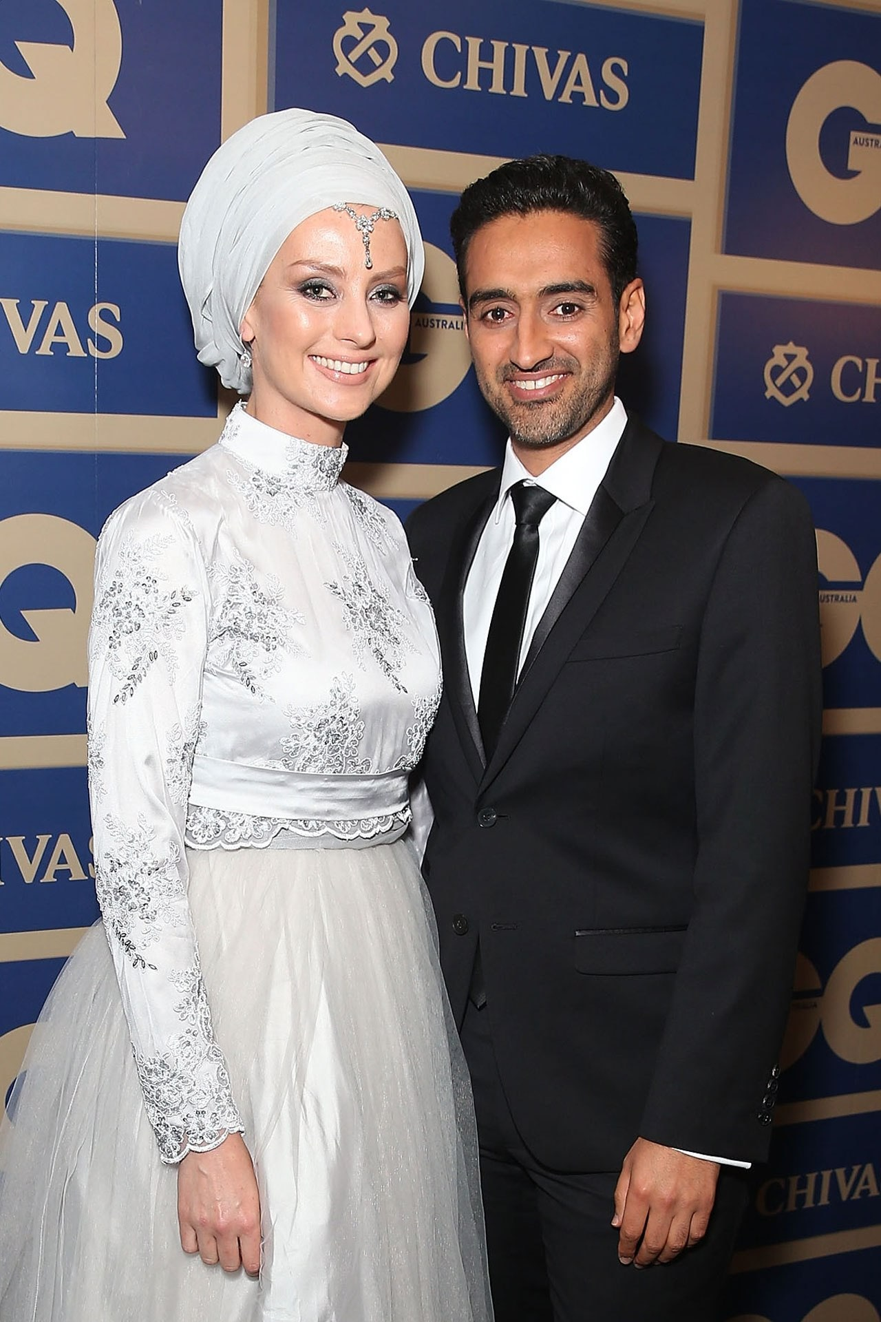 Waleed Aly and Susan Carland, journalist and lawyer; academic and media personality