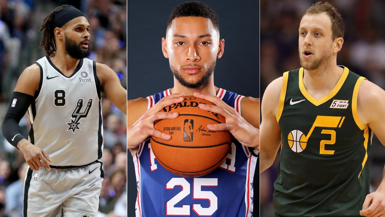 Here's your ultimate breakdown of what to expect from the Aussies in the NBA.