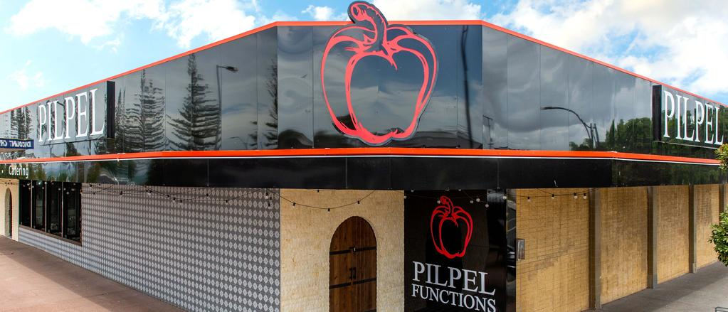 Redcliffe restaurants: Pilpel Middle-eastern restaurant to