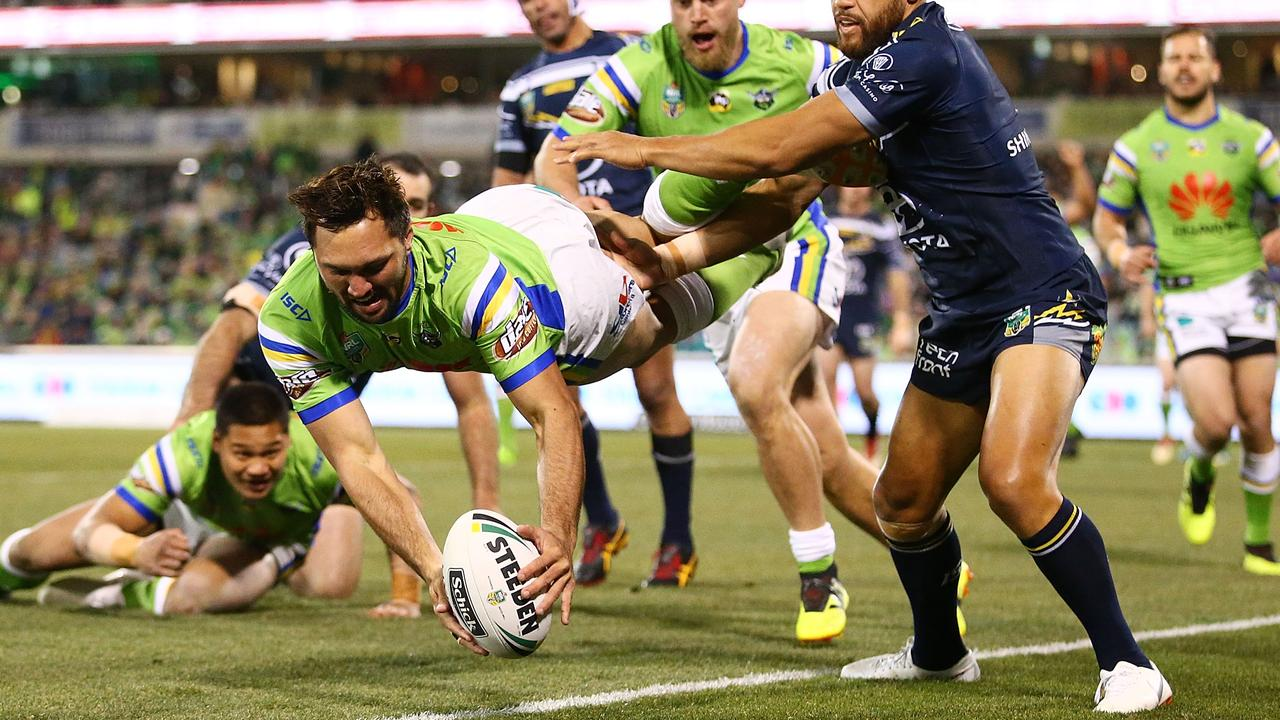 Jordan Rapana is one of the bets wingers in the competition.