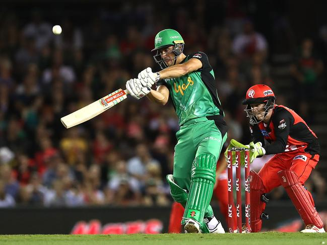 Marcus Stoinis hit the Stars to a win.