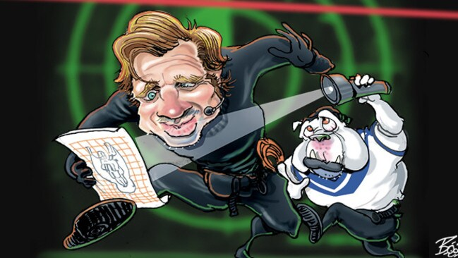 Des Hasler is planning a hit-and-run mission on former club Manly.