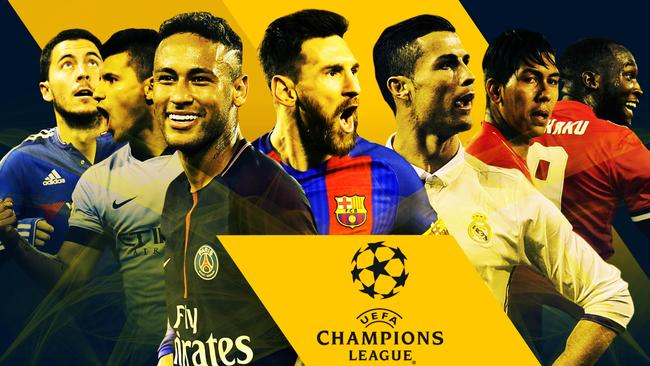 The UEFA Champions League is back!