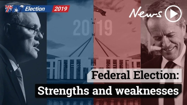 Liberal VS Labor: Strengths and weaknesses