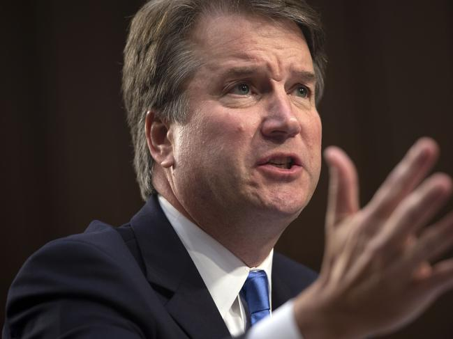 Brett Kavanaugh has been voted to the US Supreme Court after a bitter struggle over his controversial nomination.