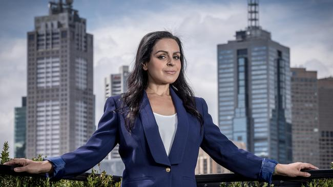 Ms Panahi will be a leading voice on a revamped  <i>Outsider</i>  <i>s</i>. Picture: Jake Nowakowski