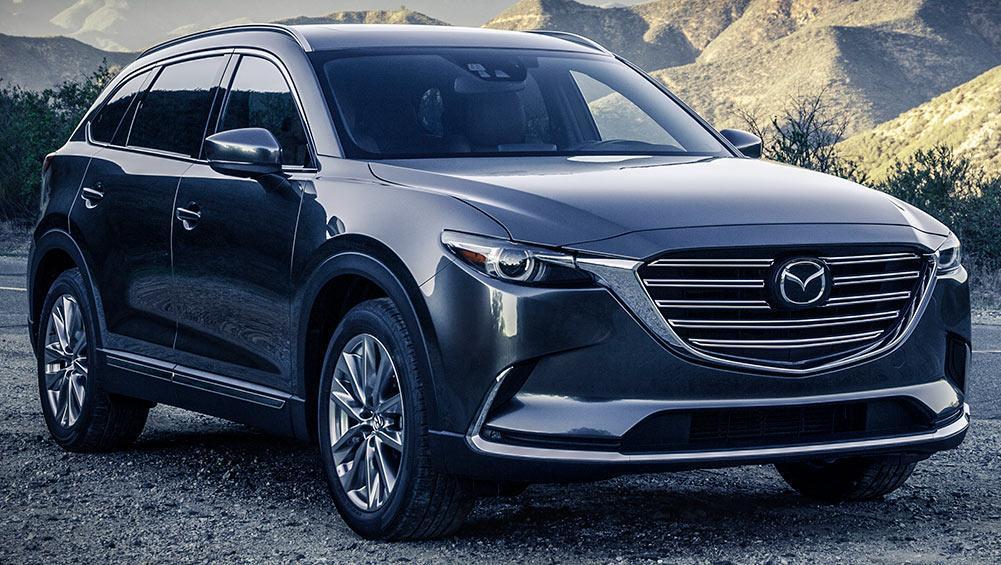 2016 Mazda CX-9 detailed