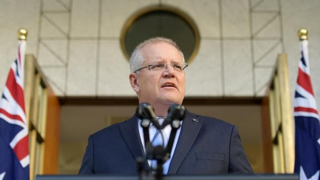 Scott Morrison's authority will be greater than many other PMs because of his election victory.