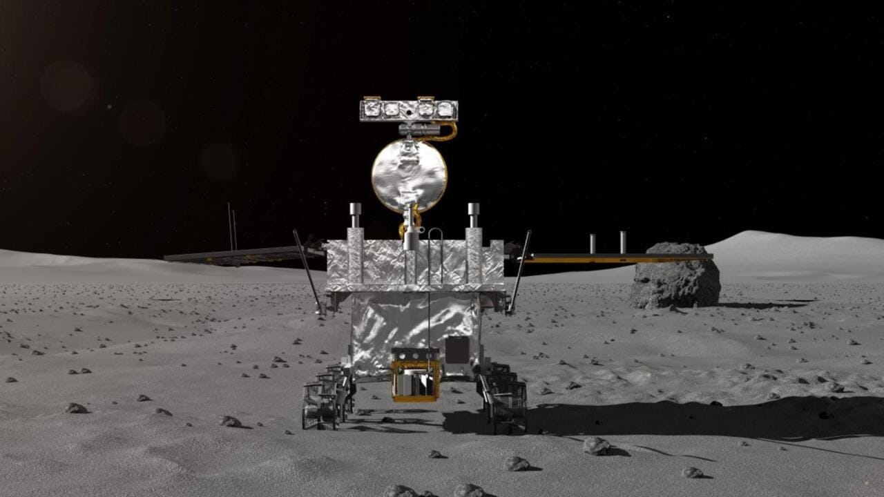 Moonshot: China's Lunar Landing and U.S. Rivalry
