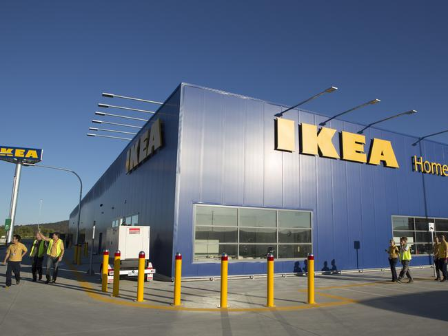 ikea restaurants are on the way gold coast bulletin. Black Bedroom Furniture Sets. Home Design Ideas