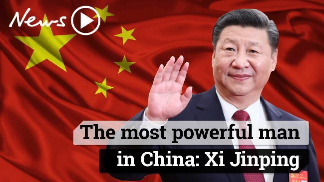 The most powerful man in China: Xi Jinping