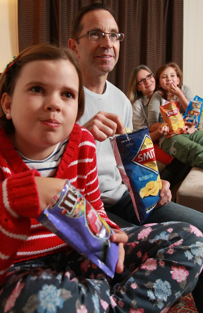 We are eating too much junk food, according to CSIRO.