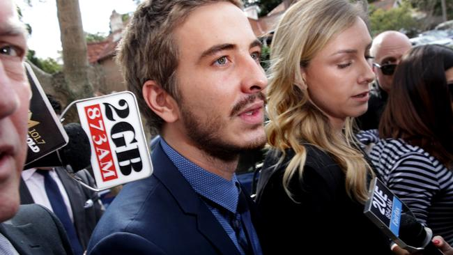 Don't stuff it up ... actor Ryan Corr has lots of potential and a rare second chance - Karen Eck said he shouldn't waste those.