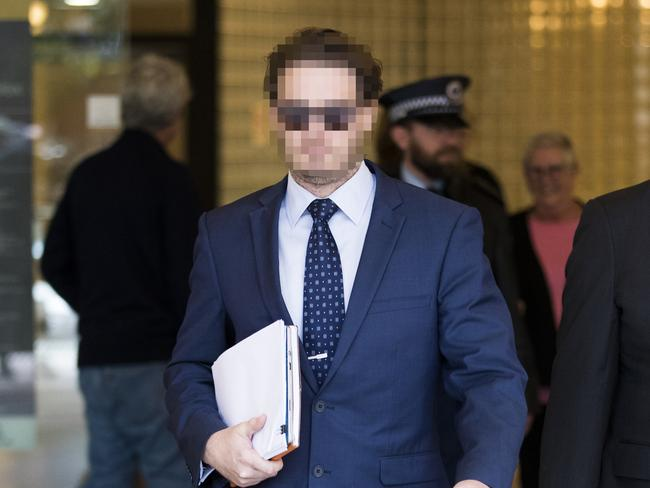 The judge slapped down the father's claim he was 'powerless' to stop his daughter's declining health. Picture: Dylan Robinson