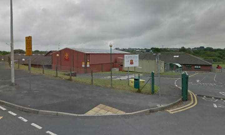 Bradley died in hospital after being discovered in the toilets at school. Photo: Google Maps